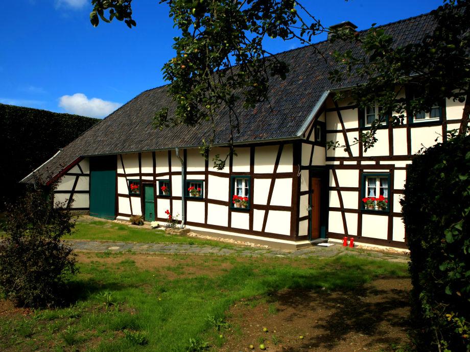 Vennlandhof, Blick vom Garten