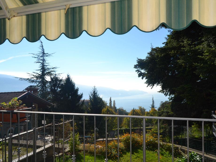 Seeblick auf die Terrasse
