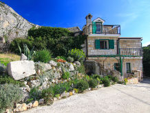 Holiday house Jasmina in Tucepi with sea view