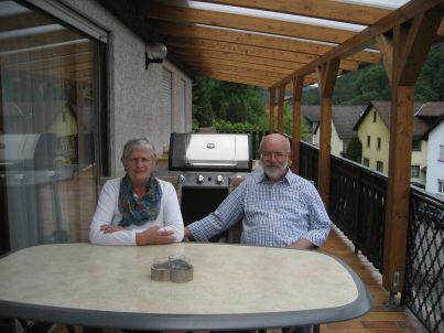Ihr Gastgeber Lothar Schehl