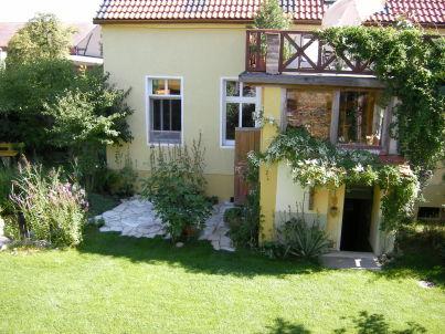 Haus und Scheune am Mühlenberg