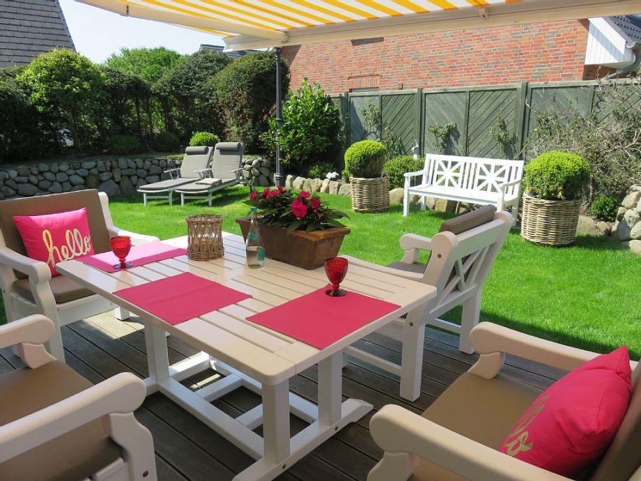 Hochwertige Gartenmöbel für einen entspannten Urlaub