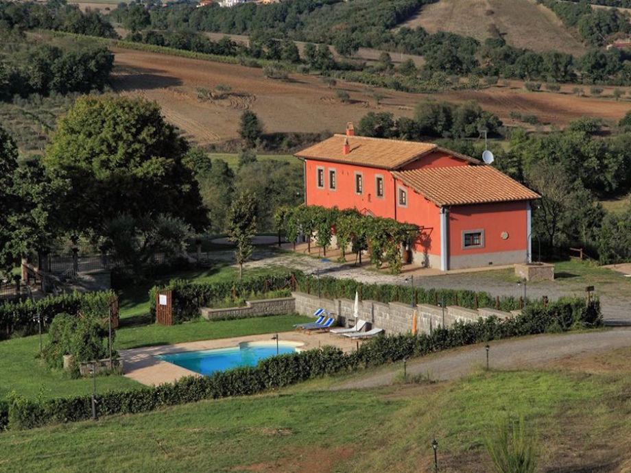 Agriturismo mit Pool