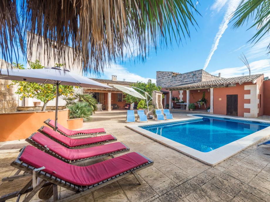 Villa Sa Verdera mit Pool