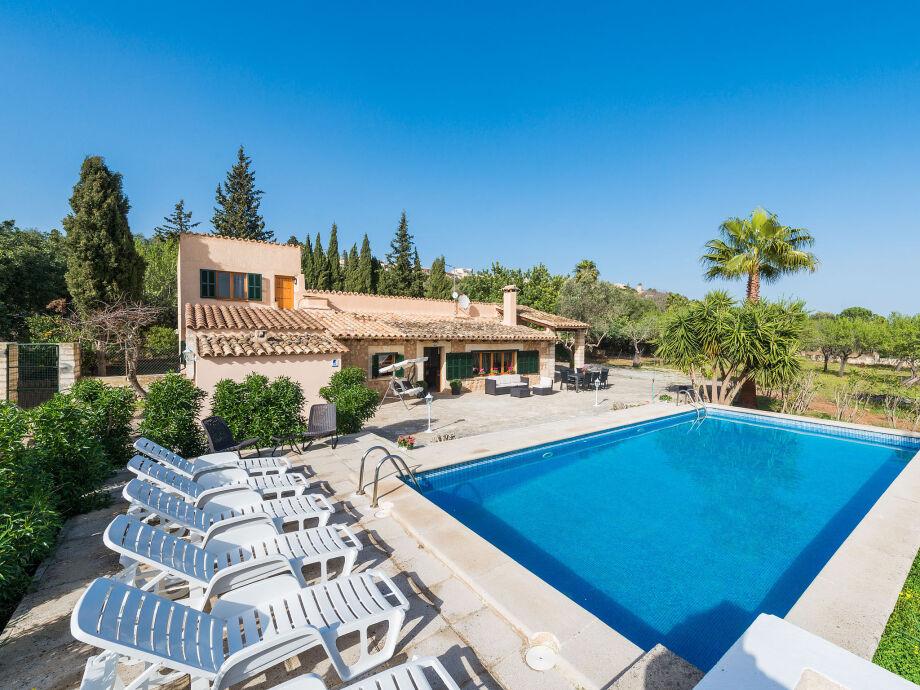 Villa Son Turturell mit Pool
