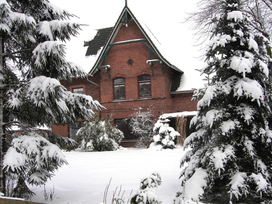 Winterzeit auf dem Ferienhof