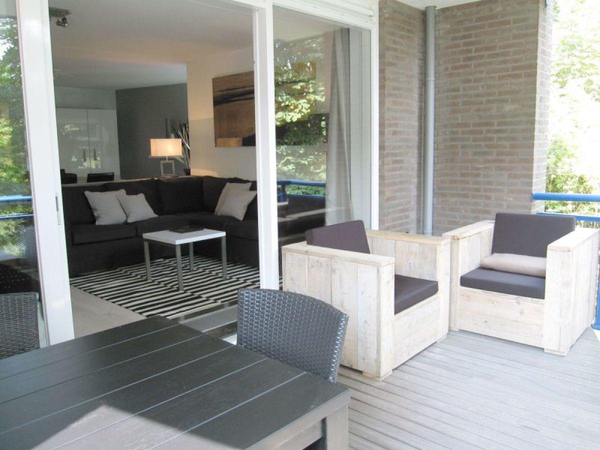 Modernes Design-Apartment in bester Lage (DSW84), Walcheren, Domburg ...