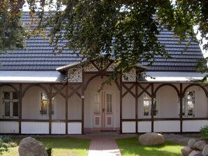 Ferienwohnung 01 im Haus Alte Büdnerei