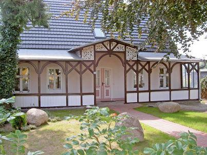 Alte Büdnerei  F 550 WG 1 im EG mit Terrasse + Garten