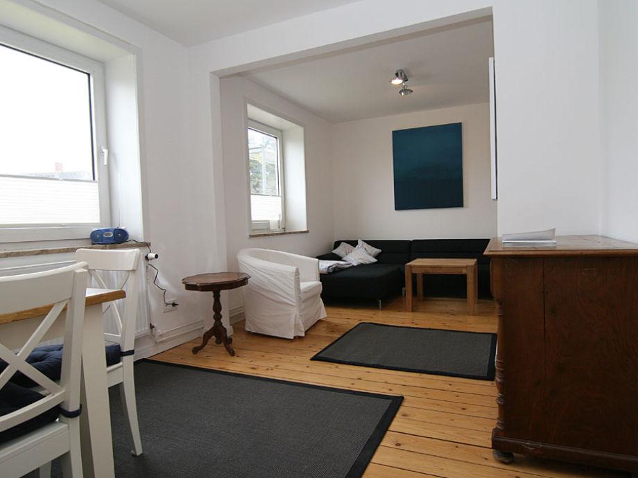 Eingangsbereich Wohnzimmer