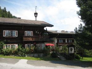 Ferienwohnung Ferienhaus Sunnleitn