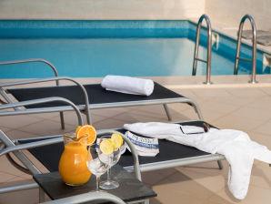 Ferienhaus Bracanin in Makarska mit Pool