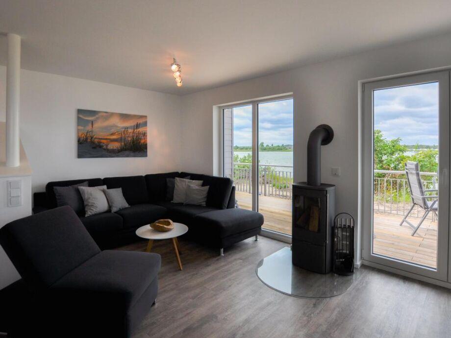 Ferienhaus Living Wohn- / Essbereich