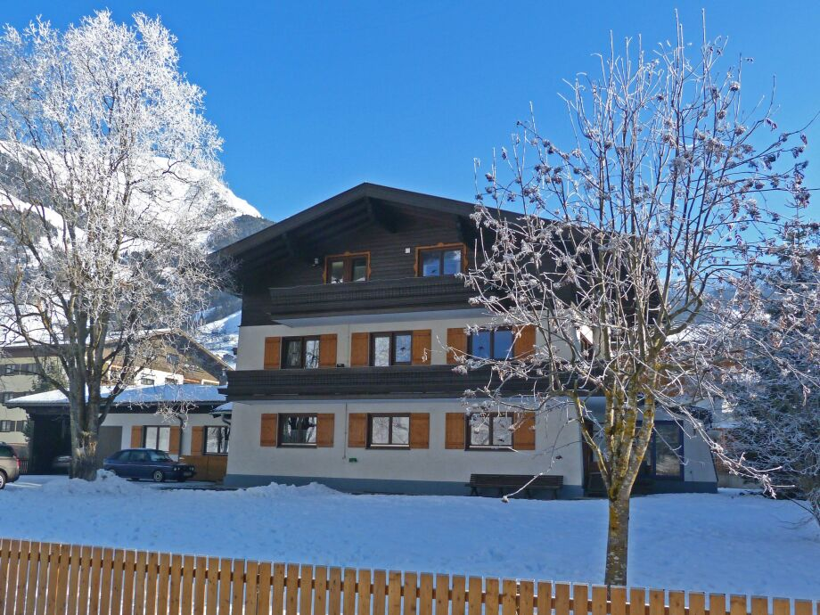 Haus Enzian, Appartement Mona Lisa, Winter