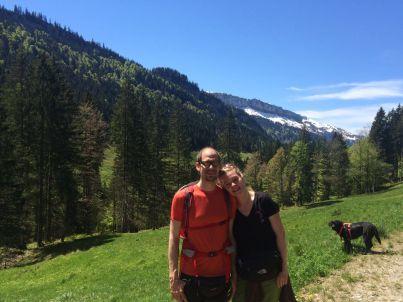 Ihr Gastgeber Dirk und Nadine Kelschenbach