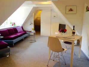 Ferienwohnung Dach-Studio am Meer