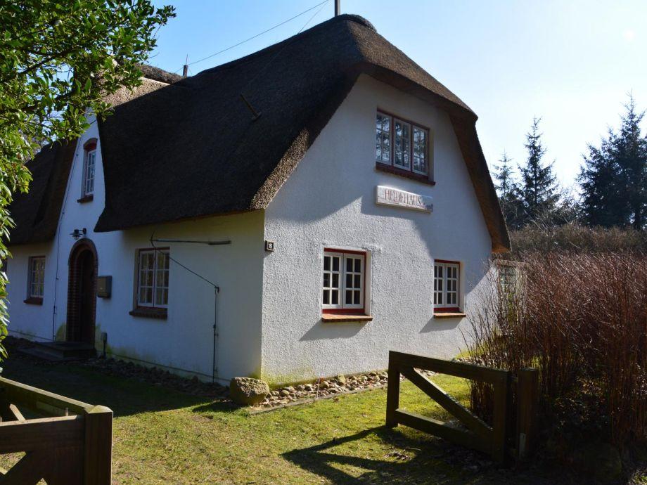 Ferienhaus Heidehaus Amrum