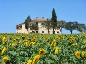 Ferienwohnung Il Fienile in der Villa Capezzine