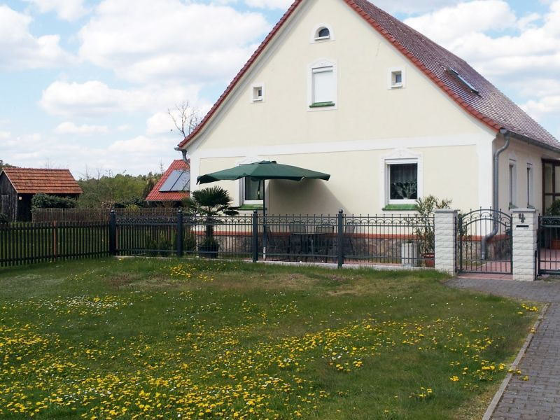 Ferienhaus Sonnenhof Reudnitz