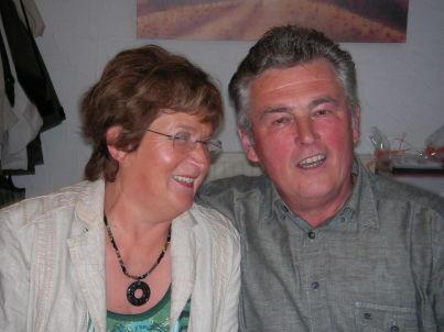 Ihr Gastgeber Gabriele und Gert Meissner