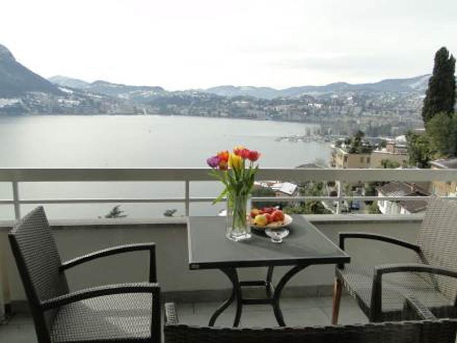 Wohnung Castagnola (Panorama)