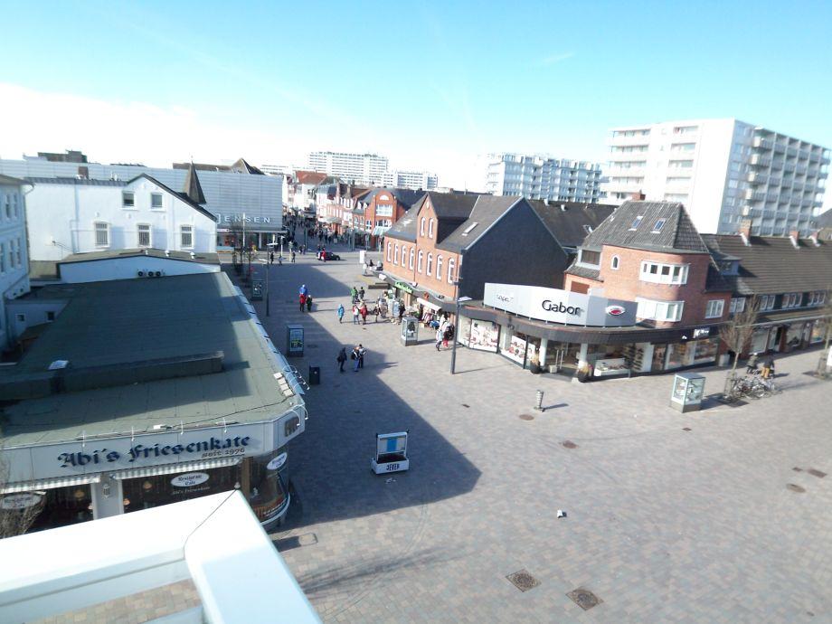 Außenaufnahme City Blick