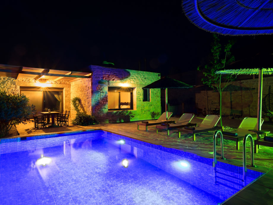 Außenaufnahme Luxury villa Gamma