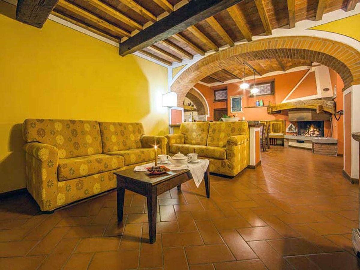 Ferienwohnung Apt. Caluvvia I, Toskana, Castiglion Fiorentino - Firma Sommerferienhaus - Frau ...