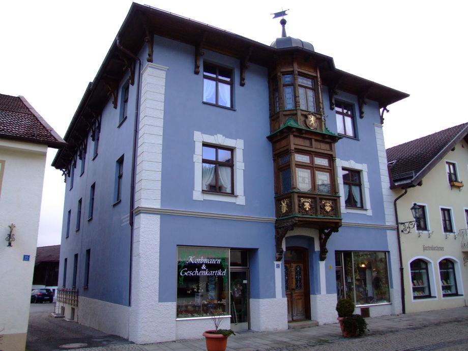 Außenansicht Ludwigstraße