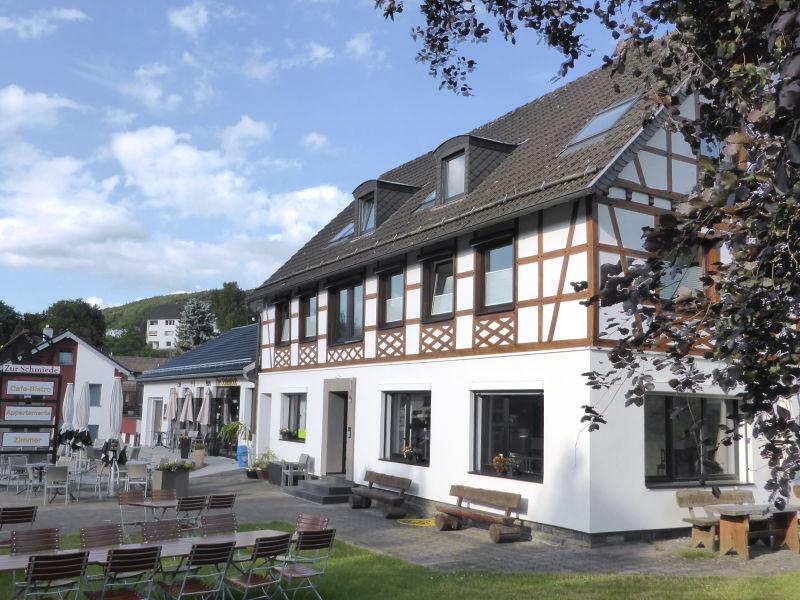 Holiday apartment Zur Schmiede