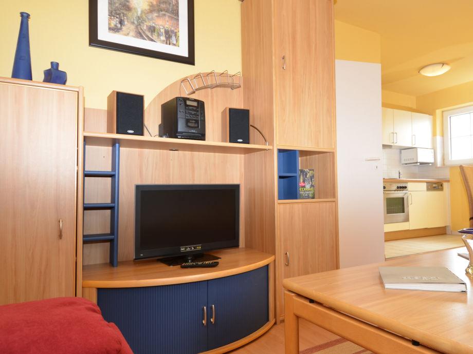 ferienwohnung haus am see f 551 wg 02 im dg mit teilw. Black Bedroom Furniture Sets. Home Design Ideas