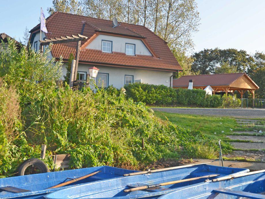 Haus am See im Ostseebad Sellin