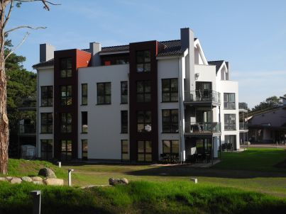 Strandvilla Baabe 1