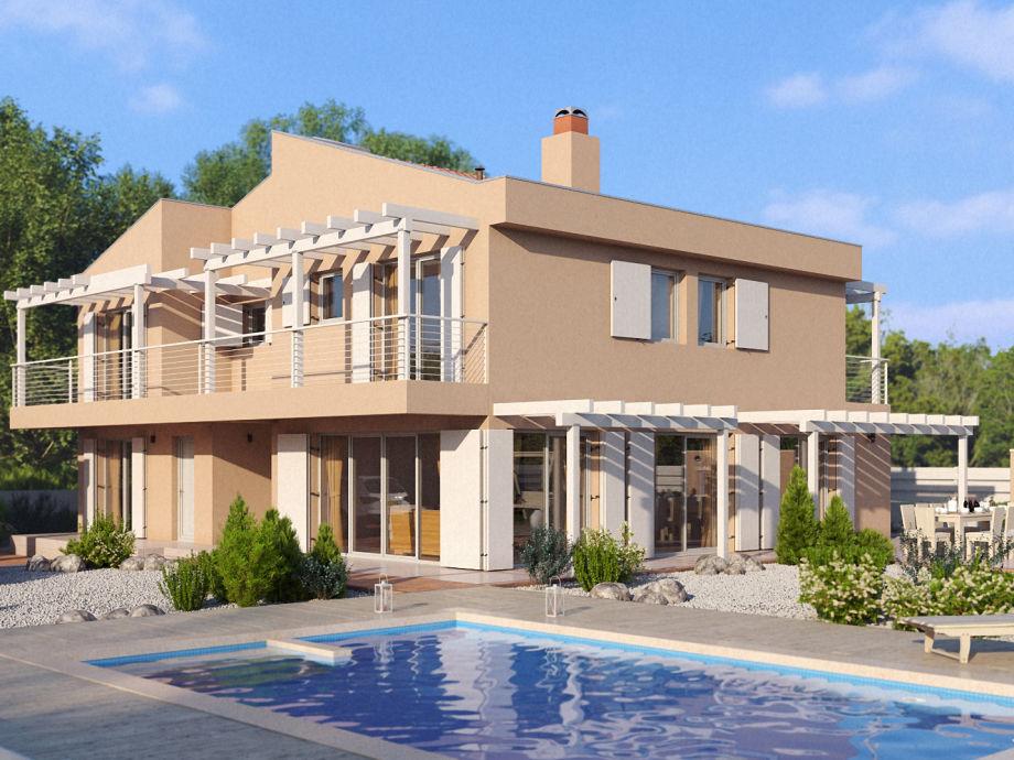 Außenaufnahme Villa Bella