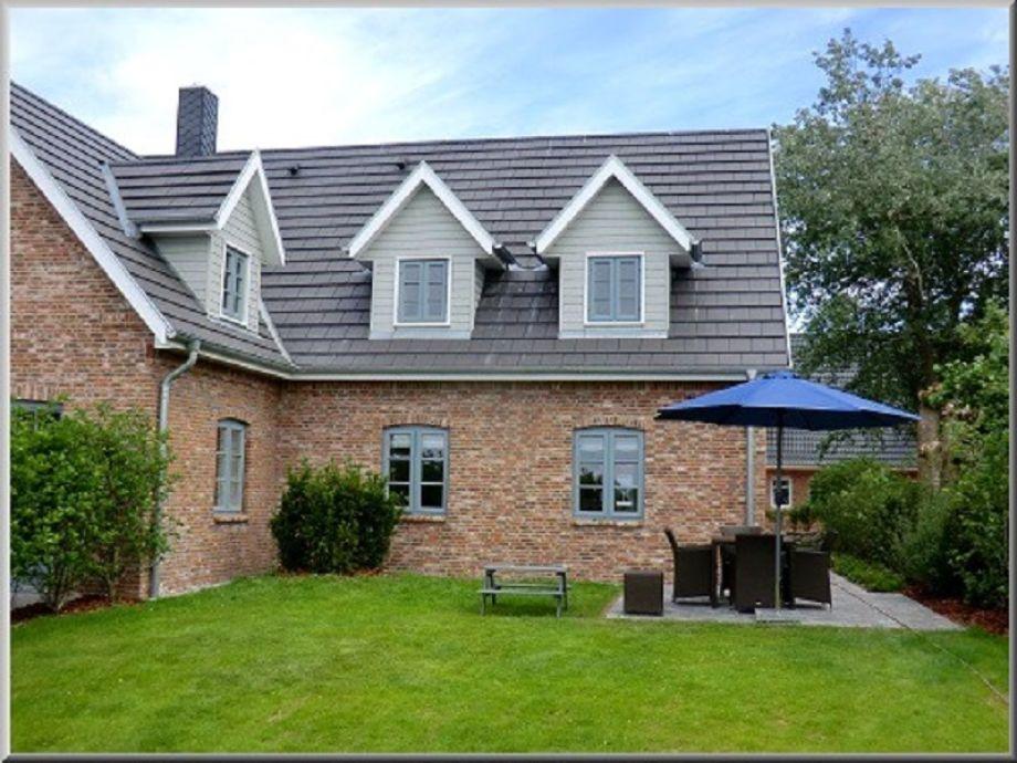 Terrassen-/Gartenbereich in Süd- und Westausrichtung