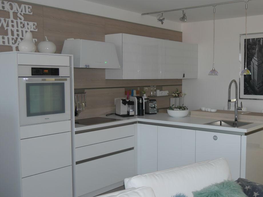 Küche mit exklusiver Ausstattung