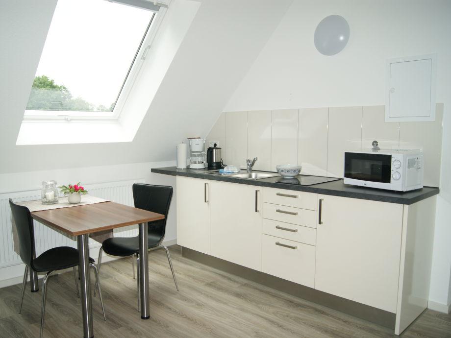 Rieselfeld Küchenbereich