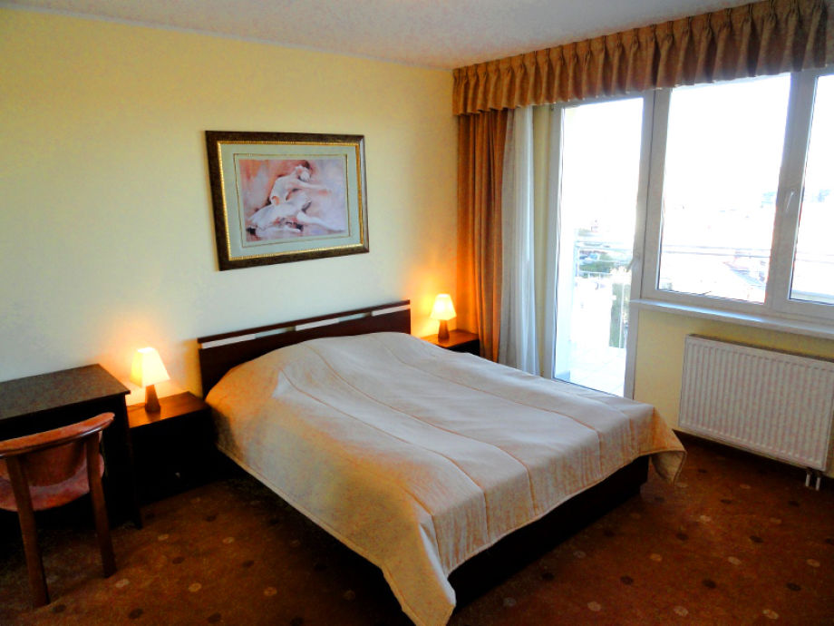 Schlafzimmer Nad Parseta in Kolberg