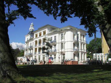 Ferienwohnung 02 Seeschloß Heringsdorf