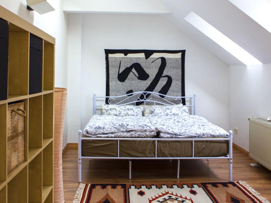 Schlafzimmer 2 1. OG