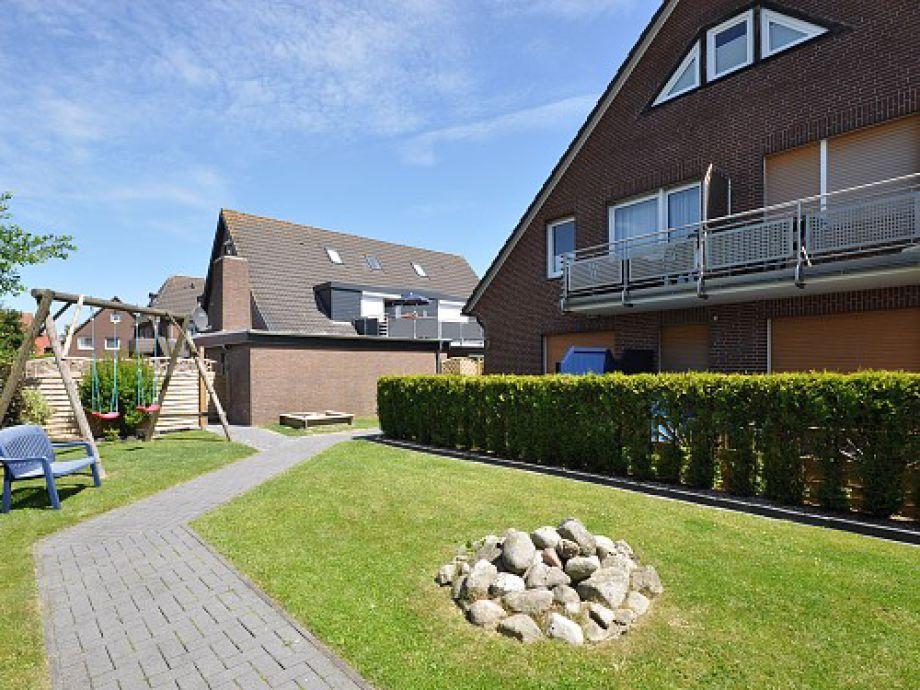 """Außenaufnahme Haus Südereck """"Norderney"""""""