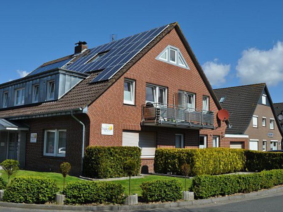 """Ferienwohnung Haus Südereck """"Spiekeroog"""" Niedersachsen"""