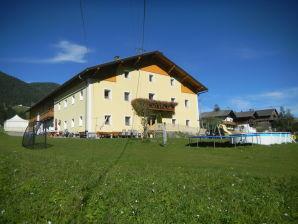 Ferienwohnung Dolomitenblick im Ferienhaus Töldererhof