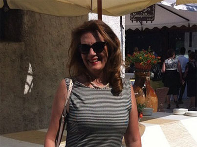 Ihr Gastgeber Maria Teresa Ruocco