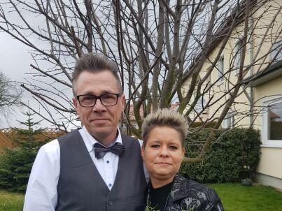 Ihr Gastgeber Heiko und Cornelia Moritz