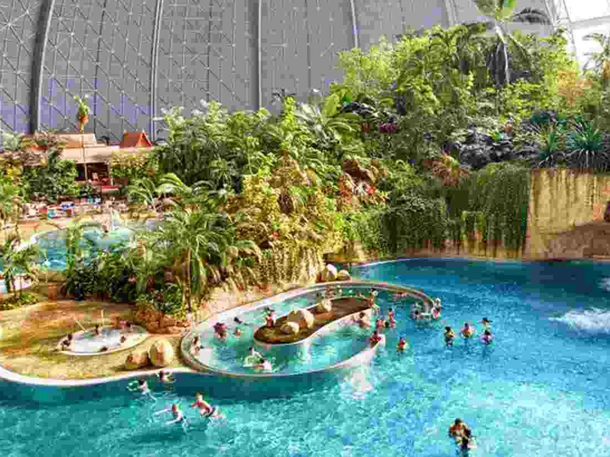 Ferienwohnung Tropical Island