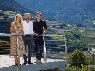 Ihr Gastgeber Elke und Robert Chizzali