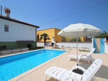 Villa Marija mit Pool 6+2