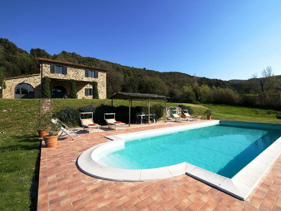 Ferienhaus Villa Maurino mit Pool