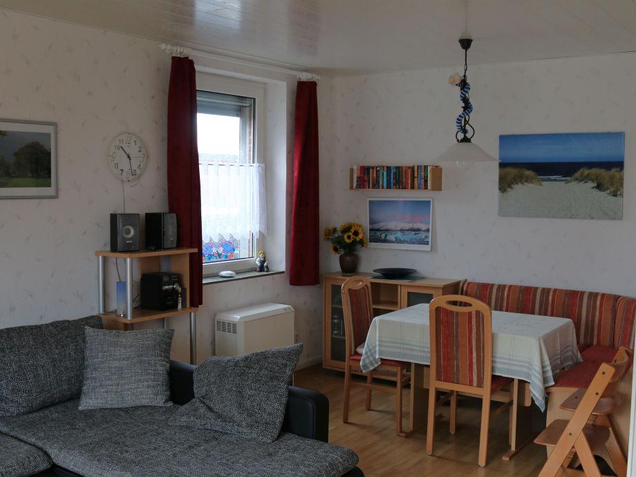 Wohnzimmer2018  Ferienhaus Jenes Haus, Ostfriesland Nordseeküste - Herr Harald Jene